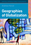 Geographies of Globalization: A Critical Introduction (1405110910) cover image