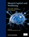 Mental Capital and Wellbeing (1405185910) cover image