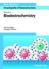 Encyclopedia of Electrochemistry, Volume 9, Bioelectrochemistry (3527304010) cover image