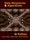 Data Structures and Algorithms in Python (EHEP002510) cover image
