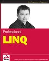 Professional LINQ (0470041811) cover image