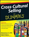 Cross-Cultural Selling For Dummies (0470377011) cover image
