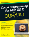 Cocoa Programming for Mac OS X For Dummies (0470477911) cover image
