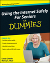 Using the Internet Safely For Seniors For Dummies (0470502711) cover image