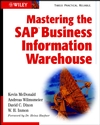 Mastering the SAP Business Information Warehouse (0471219711) cover image