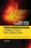 thumbnail image: Two-Dimensional Correlation Spectroscopy: Applications in Vibrational and Optical Spectroscopy