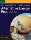 Environmentally Conscious Alternative Energy Production  (0471739111) cover image