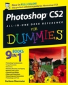 Photoshop CS2 All-in-One Desk Reference For Dummies (0471750611) cover image