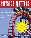 Physics Matters: An Introduction to Conceptual Physics, Binder Ready Version (0471953911) cover image