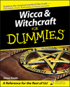 Wicca and Witchcraft For Dummies (1118070011) cover image
