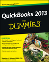 QuickBooks 2013 For Dummies (1118356411) cover image