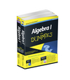 Algebra I: Learn and Practice 2 Book Bundle with 1 Year Online Access