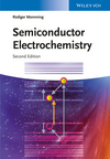 thumbnail image: Semiconductor Electrochemistry, 2nd Edition