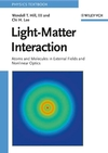 thumbnail image: Light-Matter Interaction Atoms and Molecules in External Fields and Nonlinear Optics