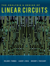 The Analysis and Design of Linear Circuits, 7th Edition (EHEP002011) cover image