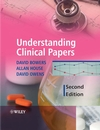 Understanding Clinical Papers, 2nd Edition (0470091312) cover image