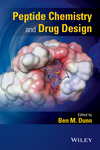 Peptide Chemistry and Drug Design (0470317612) cover image