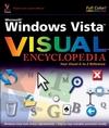 Microsoft Windows Vista Visual Encyclopedia (0470377712) cover image