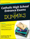 Catholic High School Entrance Exams For Dummies (0470623012) cover image