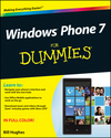 Windows Phone 7 For Dummies (0470880112) cover image