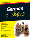 German For Dummies, (with CD), 2nd Edition (0470901012) cover image