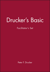 Drucker's Basic Facilitator's Set (0470931612) cover image