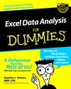 Excel Data Analysis For Dummies (0764516612) cover image