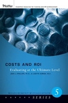 Costs and ROI: Evaluating at the Ultimate Level  (0787987212) cover image