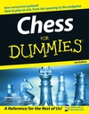 Chess For Dummies, 2nd Edition (1118054512) cover image