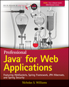 Professional Java for Web Applications (1118656512) cover image