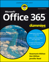 Office 365 For Dummies, 2nd Edition (1119265312) cover image