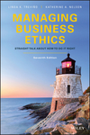 Managing Business Ethics: Straight Talk about How to Do It Right, 7th Edition (1119298512) cover image
