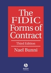 The FIDIC Forms of Contract, 3rd Edition (1405120312) cover image