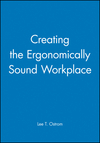 Creating the Ergonomically Sound Workplace (1555426212) cover image