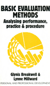 thumbnail image: Basic Evaluation Methods Analysing Performance Practice and Procedure