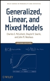 Generalized, Linear, and Mixed Models, 2nd Edition (0470073713) cover image