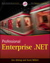 Professional Enterprise .NET (0470447613) cover image