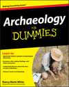 Archaeology For Dummies (0470457813) cover image
