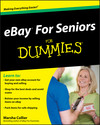 eBay For Seniors For Dummies (0470593113) cover image