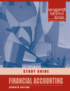 Financial Accounting, Study Guide , 7th Edition (0470604913) cover image