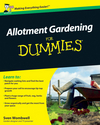 Allotment Gardening For Dummies (0470686413) cover image
