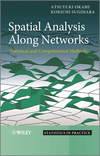 thumbnail image: Spatial Analysis Along Networks: Statistical and Computational Methods