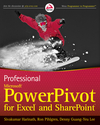 Professional Microsoft PowerPivot for Excel and SharePoint (0470912413) cover image