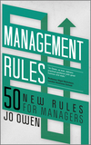 thumbnail image: Management Rules: 50 New Lessons for Survival and Success