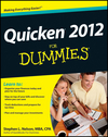 Quicken 2012 For Dummies (1118091213) cover image
