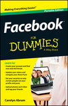 Facebook For Dummies, Portable Edition (1118332113) cover image