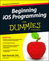 Beginning iOS Programming For Dummies (1118799313) cover image