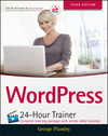 WordPress 24-Hour Trainer, 3rd Edition (1118995813) cover image