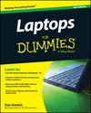 Laptops For Dummies, 6th Edition (1119041813) cover image