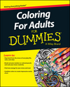 Coloring For Adults For Dummies  (1119176913) cover image
